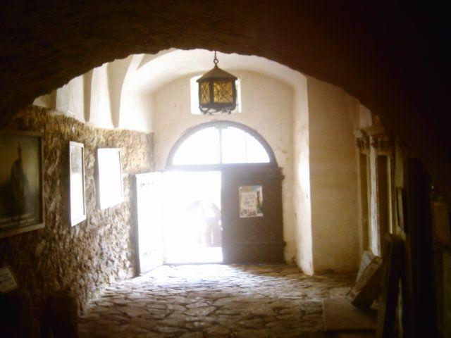 Zdjęcia: Zagórze Śląskie, Dolny Śląsk, Zamek Grodno, POLSKA