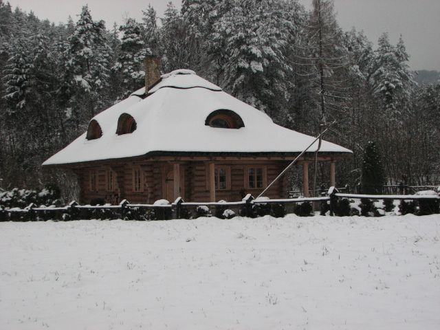 Zdjęcia: Tarnawa Górna, małopolska, chałpka, POLSKA
