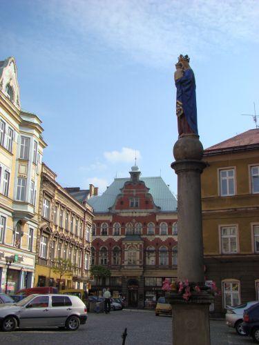 Zdjęcia: Cieszyn, Śląsk, Cieszyńska Madonna , POLSKA