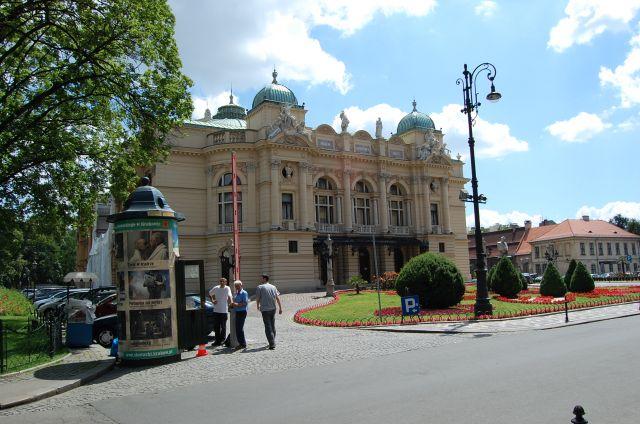 Zdjęcia: Kraków, Małopolska, Słowacki, POLSKA
