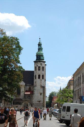 Zdjęcia: Kraków, Małopolska, Kościół Św.Andrzeja, POLSKA