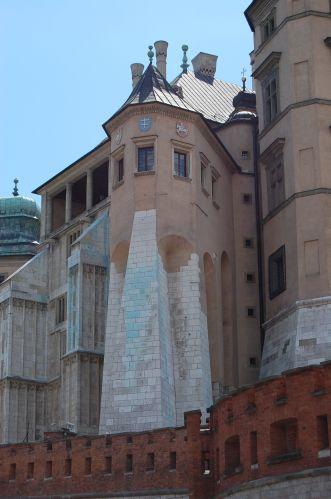 Zdjęcia: Kraków, Małopolska, Kurza stopka, POLSKA