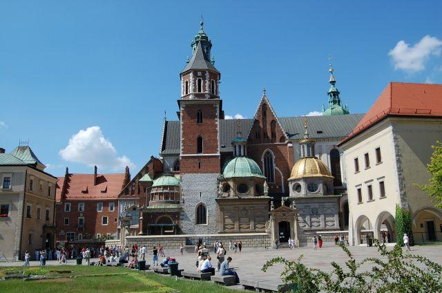 Zdj�cia: Krak�w, Ma�opolska, Katedra Wawelska, POLSKA