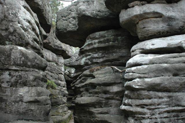 Zdjęcia: Błędne Skały , Kudowa, skały, POLSKA