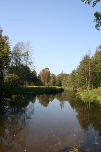 Zdjęcia: koło Wielbarku, w drodze na mazury, jesien, POLSKA