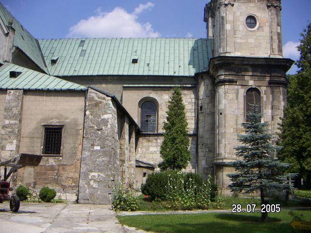 Zdj�cia: Klasztor, J�drzej�w, POLSKIE KRAJOBRAZY, POLSKA