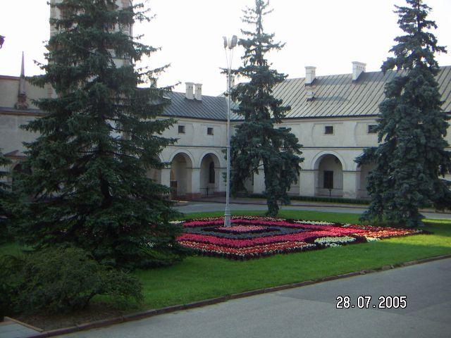 Zdjęcia: Klasztor, Kielce, POLSKIE KRAJOBRAZY, POLSKA
