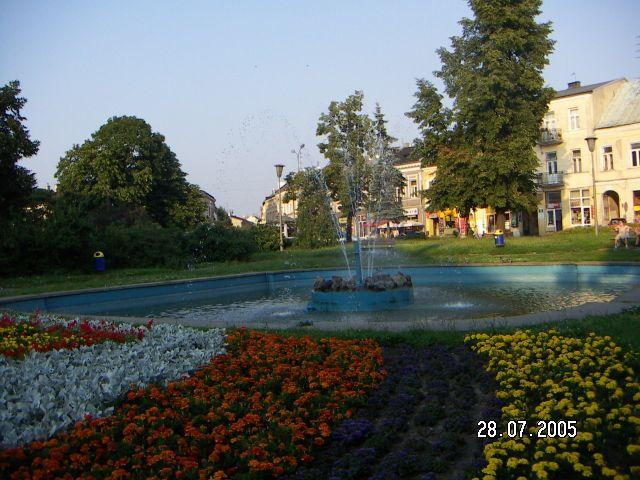 Zdjęcia: Rynek, Kielce, POLSKIE KRAJOBRAZY, POLSKA