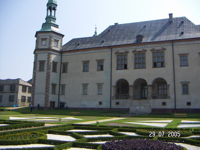 Zdjęcia: dziś Muzeum Narodowe, Kielce, POLSKIE KRAJOBRAZY, POLSKA