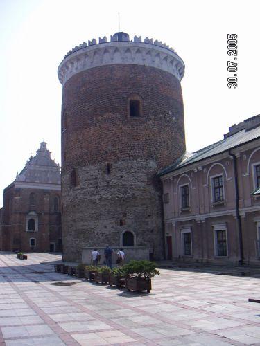 Zdjęcia: zamek dziedziniec, Lublin, POLSKIE KRAJOBRAZY, POLSKA