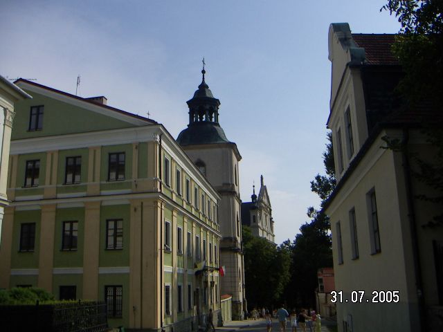 Zdjęcia: Sandomierz, Sandomierz, POLSKIE KRAJOBRAZY, POLSKA