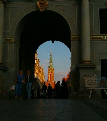 Zdjęcia: Gdańsk, Rama, POLSKA