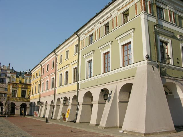 Zdjęcia: Zamość, Rynek 1, POLSKA