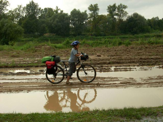 Zdjęcia: Drohiczyn., Nadburzanski Park Krajobrazowy, Po deszczu., POLSKA