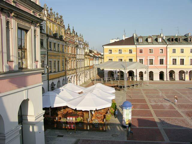 Zdjęcia: Zamość, Rynek 5, POLSKA