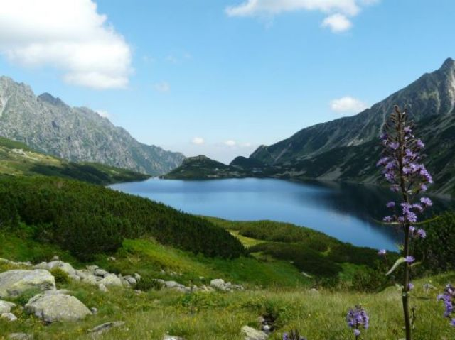Zdjęcia: Szlak na Szpiglasowy Wierch (2172 m n.p.m.), Tatry, Dolina Pięciu Stawów 2, POLSKA