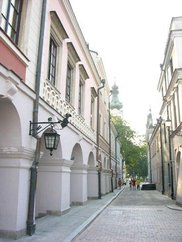 Zdjęcia: Zamość, Uliczka, POLSKA