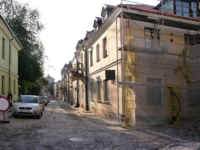 Zdjęcia: Zamość, Uliczka_1, POLSKA