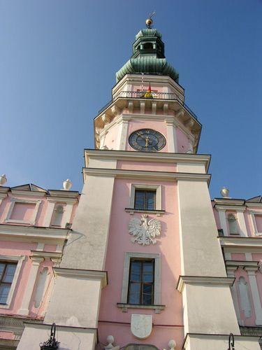 Zdjęcia: Zamość, Wieża, POLSKA