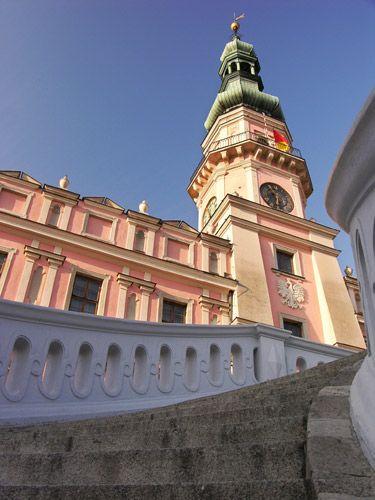 Zdjęcia: Zamość, Wieża_1, POLSKA