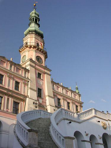 Zdjęcia: Zamość, Wieża_2, POLSKA