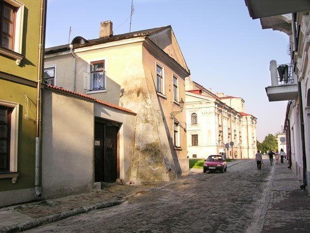 Zdjęcia: Zamość, Ulica, POLSKA