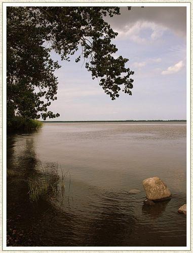Zdjęcia: Wyspa Chrząszczewska, Pomorze, Oaza ciszy i spokoju, POLSKA