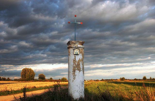 Zdjęcia: Droga do Krześlina, Podlasie, Podlase 13, POLSKA