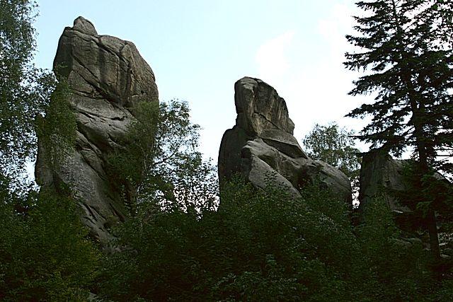 Zdjęcia: okolice Krosna, Podkarpacie, Prządki2, POLSKA