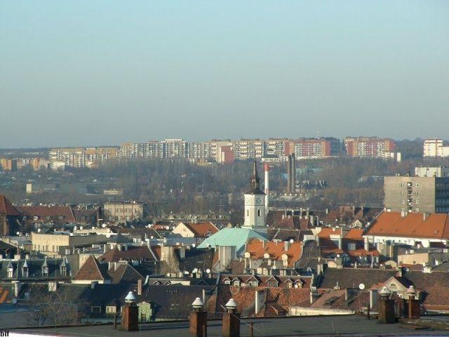 Zdjęcia: dachy, Śląsk, GLIWICE, POLSKA
