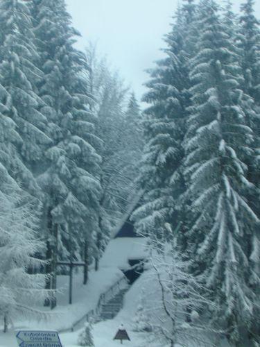 Zdjęcia: Istebna, Istebna, Zima w Beskidach, POLSKA