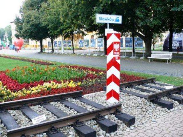 Zdj�cia: Krynica, Granica, POLSKA