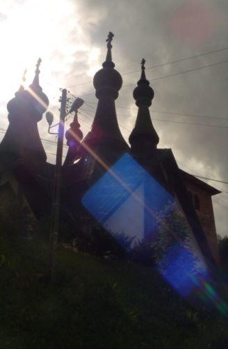 Zdjęcia: Krynica, Beskid Sądecki, Cerkiew, POLSKA