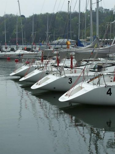 Zdjęcia: Gdynia, Pomorskie, Marina, POLSKA