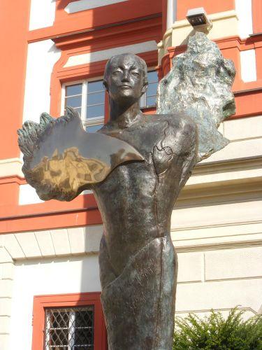 Zdjęcia: Wrocław, Wrocław, Ossoliński stróż, POLSKA