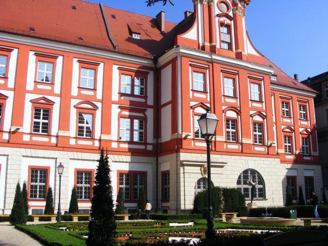 Zdjęcia: Wrocław, Wrocław, Ossolineum, POLSKA