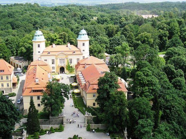 Zdjęcia: Książ, Zamek Książ, POLSKA