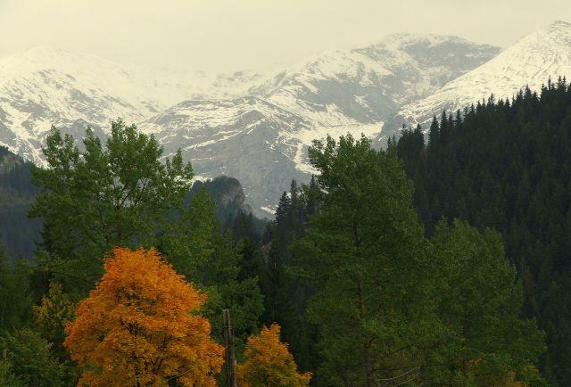 Zdjęcia: Zakopane, Jesień w Tatrach, POLSKA