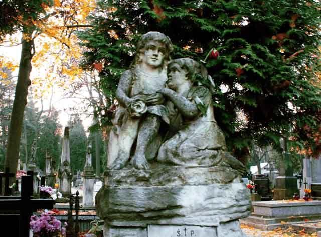 Zdjęcia: Lublin, Lublin, Cmentarz, POLSKA