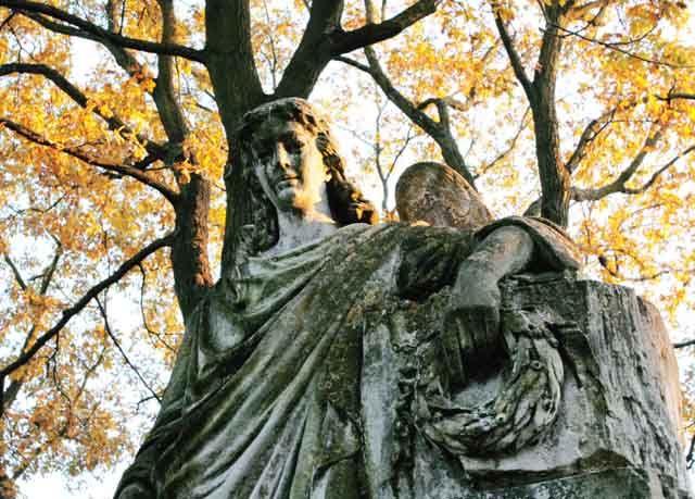 Zdjęcia: Lublin-Cmentarz, Lublin, Anioł, POLSKA