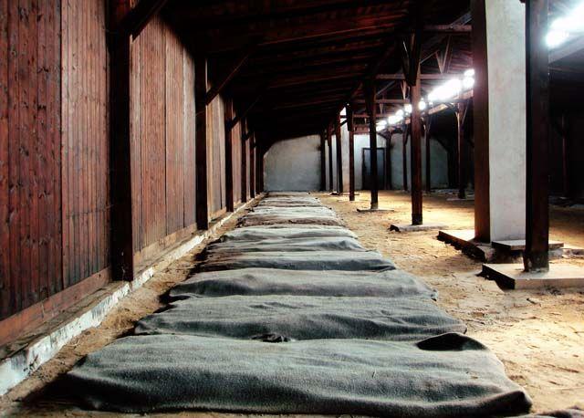 Zdjęcia: Majdanek, Lublin, Barak, POLSKA