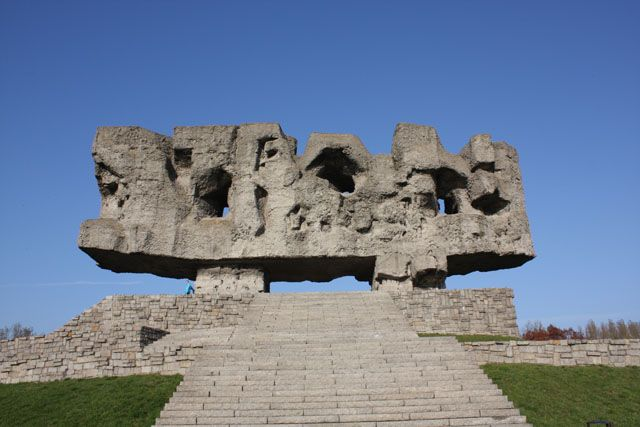Zdjęcia: Majdanek, Lublin, Pomnik Walki i Męczeństwa, POLSKA