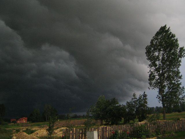 Zdjęcia: Opoczno, Przed burzą, POLSKA