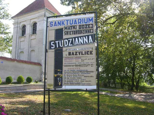 Zdjęcia: Studzianna, Sanktuarium, POLSKA