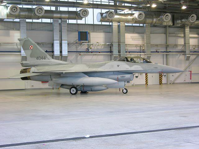 Zdjęcia: Poznań, Wielkopolska, F-16, POLSKA