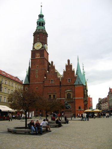Zdjęcia: Wrocław, Dolny śląsk, zwiedzanie, POLSKA