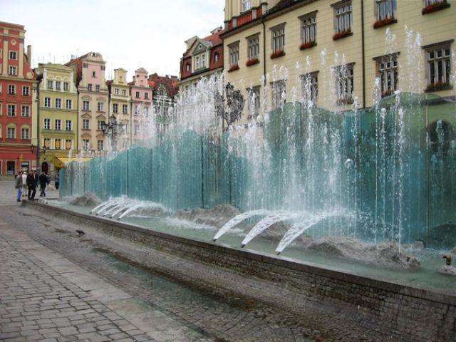 Zdj�cia: Wroc�aw, Dolny �l�sk, zwiedzanie, POLSKA
