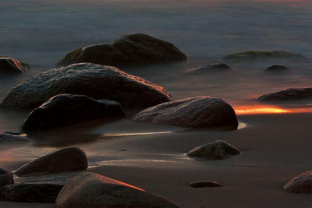 Zdjęcia: nad Bałtyckim morzem :-), Pomorze, Okruchy dnia, POLSKA