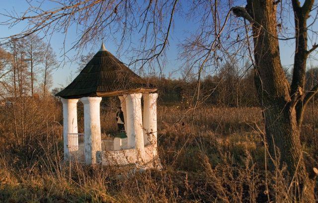 Zdjęcia: Krześlin k\Siedlec, Z cyklu kapliczki podlaskie, POLSKA
