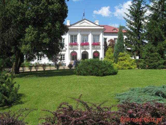 Zdjęcia: Zegrze, Mazowsze, Pałacyk Radziwiłłów, POLSKA